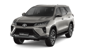 FORTUNER LEGENDER 2.4AT 4X2 full
